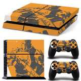 Destiny Game Theme PS4 Skin For Console + Controllers