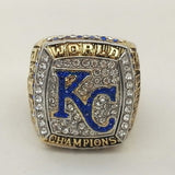 Kansas City Royals 2015 World Series Championship Replica ring