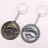 Game of Thrones Metal Key Chain Pendant