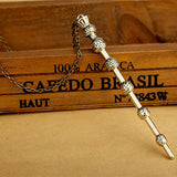 Harry Potter Magic Wand Necklace Pendant