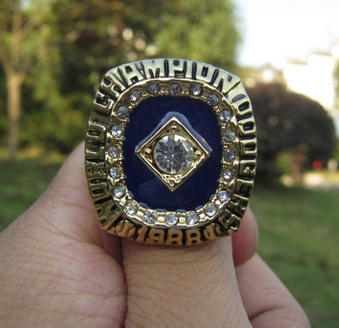Los Angeles Dodgers 1988 World Series Championship Gift Ring