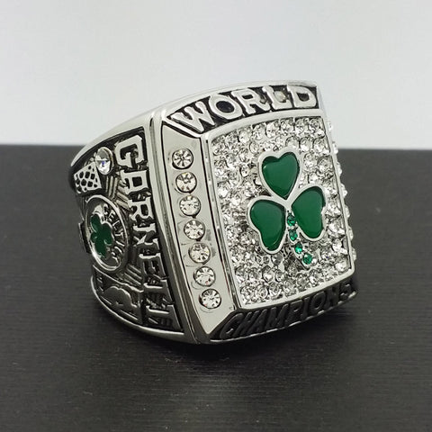 2008 Boston Celtics Basketball Championship Ring Fan Gift