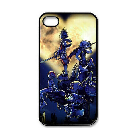 Kingdom Hearts Durable Phone Case for iPhone and Samsung