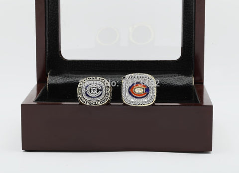 Chicago Bears Super Bowl Championship Ring Set