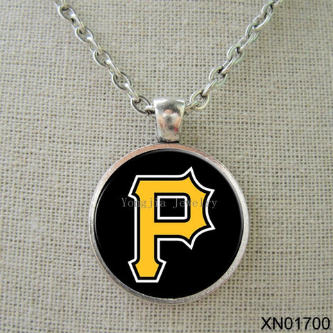 Pittsburgh Pirates Pendant Necklace