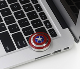 4 GIG - 64 GIG Captain America First Avenger USB Memory Stick - FREE SHIPPING
