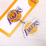 Los Angeles Lakers Metal Keychain