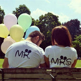 Mr & Mrs Couple Graphic Tees