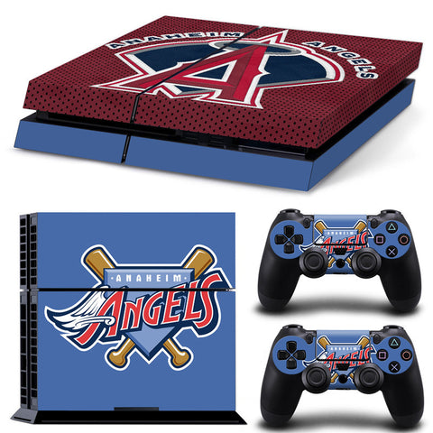 Anaheim Angels PS4 Skin