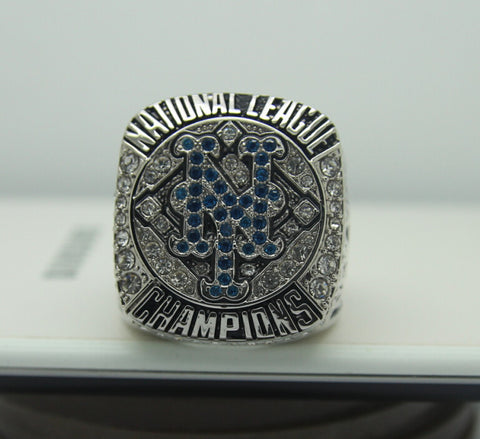 New York Mets 2015 World Series National League Champions Ring