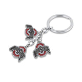 Ohio State Buckeyes Key Chain