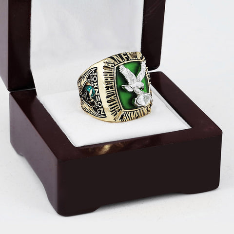 PHILADELPHIA EAGLES 1980 NFC Football Championship Fan Gift