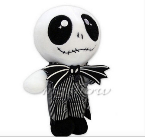 The Nightmare Before Christmas Jack Skellington Plush Doll