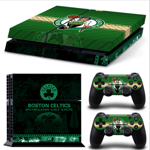 BOSTON CELTICS PS4/XBOX ONE SKIN