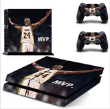 EXCLUSIVE KOBE BRYANT PS4 SKIN