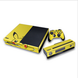POKEMON PIKACHU PS4/XBOX ONE SKIN