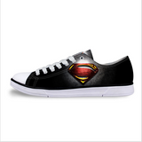 MARVEL/DC CLASSIC LOW & HIGH CANVAS SNEAKER