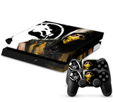 Mortal Kombat Scorpion Skins PS4