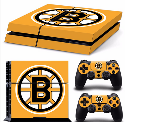 BOSTON BRUINS NHL PS4/XBOX1 SKIN