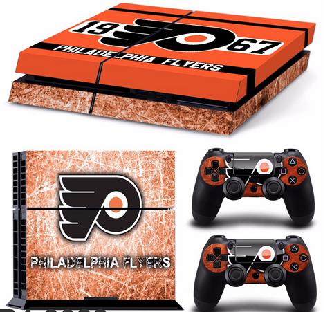 PHILADELPHIA FLYERS PS4 SKIN