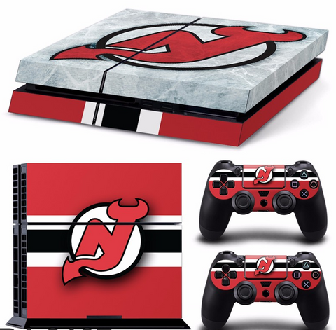 NEW JERSEY DEVIL PS4 SKIN