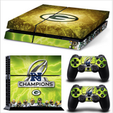 GREEN BAY PACKERS NFL PS4/XBox One SKIN