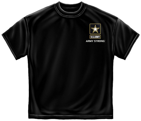 Army Strong U.S. Army T-Shirt