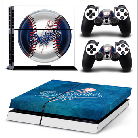 Los Angeles Dodgers EXCLUSIVE PS4 Skin