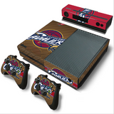 Cleveland Cavaliers PS4/XBox One Skin for Console + 2 Controllers