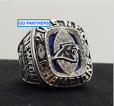 Carolina Panthers 2016 NFC Champs Replica Fan Gift