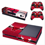 CHICAGO BULLS PS4/XBOX ONE SKIN