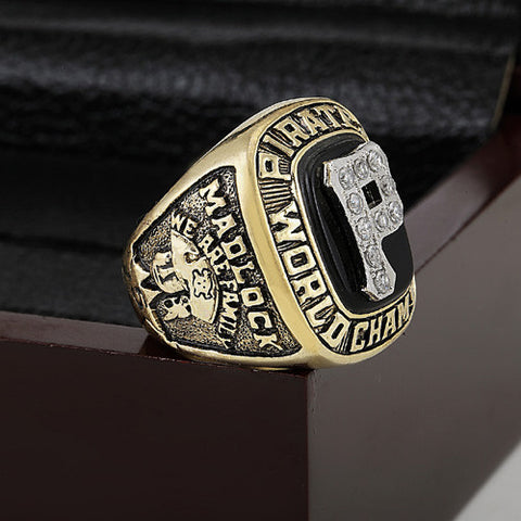 PITTSBURGH PIRATES 1979 MLB World Series Championship Replica Ring ((FREE SHIPPING))