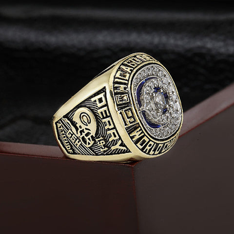1985 Chicago Bears Super Bowl Football Championship Replica Fan Ring