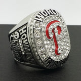 Philadelphia Phillies 2008 World Series Championship Replica Fan Ring