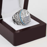 2011 New York Giants Super Bowl Football Championship Special Fan Replica Ring (With Or Without the Box)