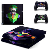Batman Joker PS4/XBOX ONE Dark Knight Sticker Skin