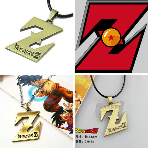Dragon Ball Z Necklace
