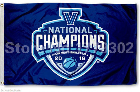 Villanova Wildcats NCAA 2016 Champs 3 ' X 5 'Flag