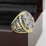 Pittsburgh Steelers 2008 Super Bowl Copper 24K Championship Ring