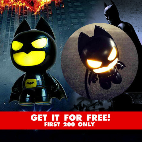 2015 BATMAN LAMP