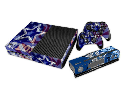 DALLAS COWBOYS XBOX ONE SKIN