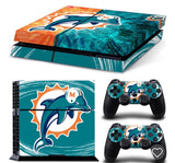 Exclusive Dolphins PS4/XBox One Skin