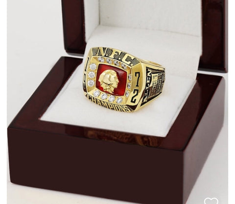 1972 National Football League Champions Redskins