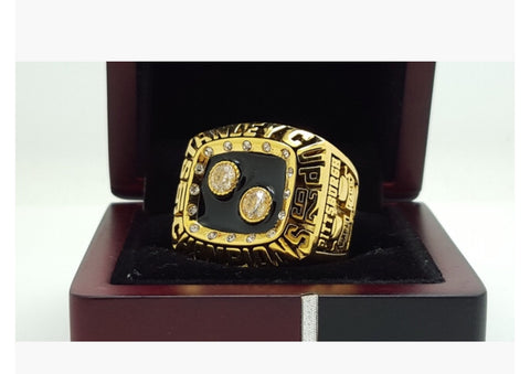 1992 Pittsburgh Penguin Championship Ring