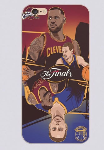 The NBA Finals Warriors Vs Cav's