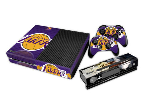 LOS ANGELES LAKERS XBOX ONE SKIN