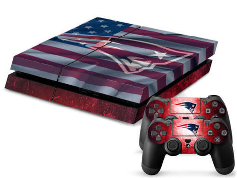 NEW ENGLAND PATRIOTS PS4/XBOX SKIN