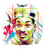 Fresh Prince of Bel Air Crewneck Sweatshirts