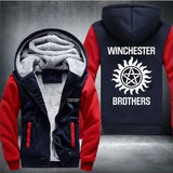 Supernatural Winchester Brothers Jacket