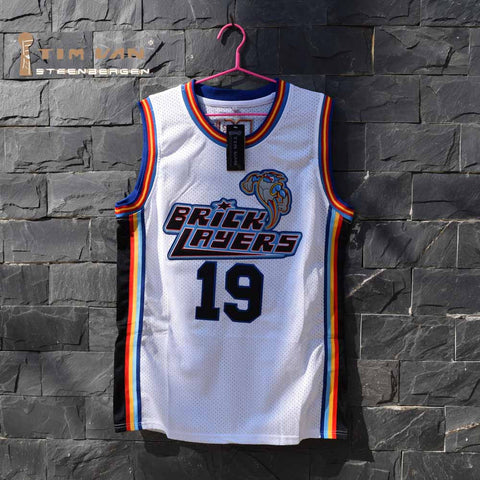 Bricklayers Aaliyah Basketball Jersey Rock N' Jock B-Ball Jam